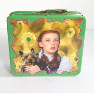 VINTAGE Wizard of Oz Collectible mini lunch box